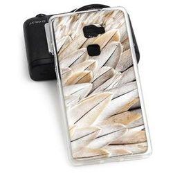 Foto Case - Huawei Mate S - etui na telefon Foto Case - białe pióra, kup u jednego z partnerów
