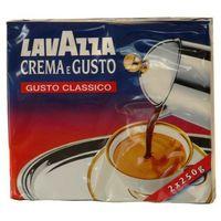 Luigi lavazza Lavazza kawa mielona 2x250 g crema e gusto classico