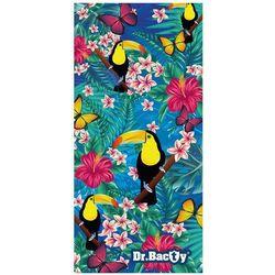 Dr.bacty l szybkoschnący ręcznik treningowy 60x130 cm / tukan - tukan