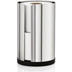 Blomus - Pojemnik na papier toaletowy - Nexio polerowany - polerowany z kategorii Uchwyty na papier toaletowy