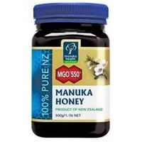 Manuka health new zealand Miód manuka mgo 550+ 500 g