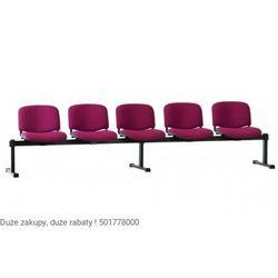 Ławka iso-5 czarny marki Nowy styl