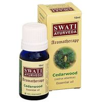 Olejek eteryczny drzewo cedrowe  10 ml marki Swati