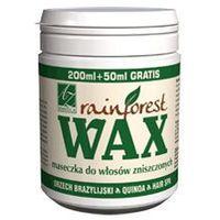 Wax rainforest do włosów zniszczonych od producenta Az medica