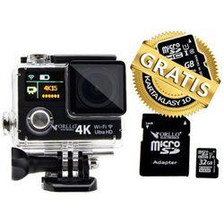 Kamera Sportowa SLIM 4K ORLLO eXtreme X3 + 32GB, kup u jednego z partnerów