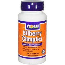 Borówka czarna kompleks 80 mg - 50 kapsułek