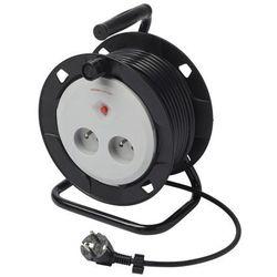 Przedłużacz elektryczny bębnowy 3 x 1 mm2 15 m (3663602735113)
