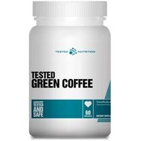 TESTED NUTRITION Tested Green Coffee - 60caps