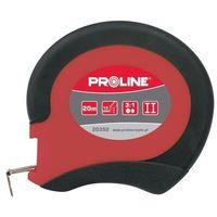 Taśma miernicza 20 m stalowa marki Proline