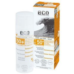 – surf & fun krem na słońce faktor spf50 50ml, marki Eco cosmetics