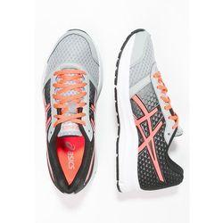 ASICS PATRIOT 8 Obuwie do biegania treningowe silver grey/flash coral/black od Zalando.pl