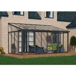 Palram Ogród zimowy veranda sanremo 3 x 5,4 m szara (7290108133493)