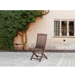 Krzesło ogrodowe – ogród – meble ogrodowe – taras – drewno – MAUI - sprawdź w wybranym sklepie