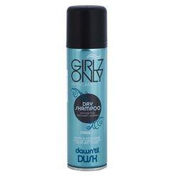 dawn til dusk suchy szampon o delikatnym, cytrusowym zapachu, marki Girlz only
