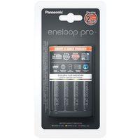 Panasonic Eneloop BQ-CC55 + 4 x R6/AA Eneloop PRO 2550mAh BK-3HCDE - sprawdź w wybranym sklepie