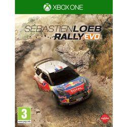 Gra Sebastien Loeb Rally Evo