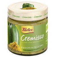 Tartex Pasta słonecznikowa cukinia - curry 180g bio-