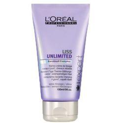 L'Oreal LISS UNLIMITED CREAM Krem termiczny wygładzający włosy niezdyscyplinowane, kręcone, puszące się