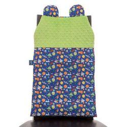 Cuddly Zoo, Kosmos, Cudly back, Dark Lime, oparcie na krzesło, towar z kategorii: Dekoracje i ozdoby dla dzieci