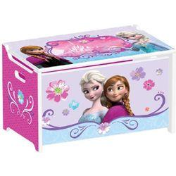 Kocot-meble Disney frozen kraina lodu drewniana skrzynia na zabawki