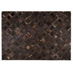 Dutchbone  dywan bawang 170x240 ciemnobrązowy 6000086