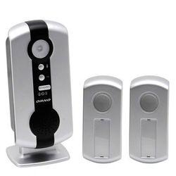 Dzwonek bezprzewodowy  or-db-qh-107 - 2x przycisk marki Orno