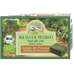 Kostki ziołowe BIO 80g Natur Compagnie - sprawdź w wybranym sklepie