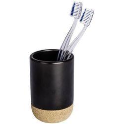 Wenko Pojemnik na szczoteczki do zębów corc black, (4008838165355)