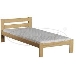 Łóżko drewniane mato 90x200 eko marki Magnat - producent mebli drewnianych i materacy