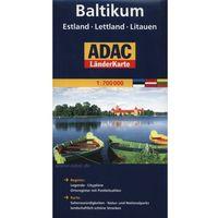 Baltikum. ADAC LanderKarte 1:550 000 (ISBN 9783826410598)