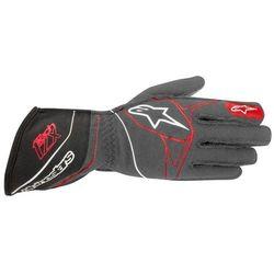Rękawice Alpinestars Tech 1-ZX - Szaro / Czerwony \ S, kup u jednego z partnerów