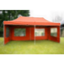 Dach do namiotu pawilonu 3 x 6 m - terakota