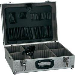Walizka narzędziowa bez wyposażenia, uniwersalna  61300 (dxsxw) 460 x 360 x 160 mm marki Alutec