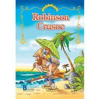 ROBINSON CRUSOE, oprawa twarda