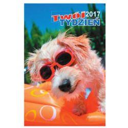 Kalendarz biurkowy TWÓJ TYDZIEŃ B6 2017, towar z kategorii: Kalendarze