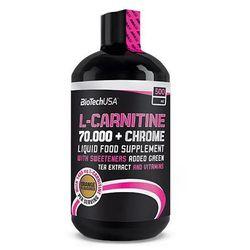 Biotech l-carnitine+chrome 70000 - 500ml od producenta Biotech usa