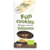 Ciasteczka Orkiszowe Fun Cookies bio 120g (5903453004784)