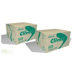 Lamix Ręcznik papierowy cliver zz extra biały - 1 karton
