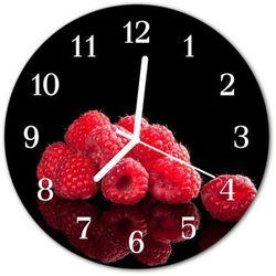 Zegar ścienny okrągły Maliny