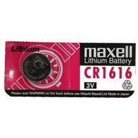 Bateria litowa  cr1616, marki Maxell