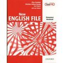 New English File elementary Workbook with key+Cd (2004)