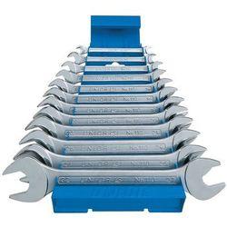 Zestaw kluczy płaskich 6-32mm 12szt. dwustronnych na metalowym stojaku Unior (605528) 110/1MS