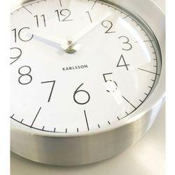 Zegar ścienny Karlsson Convex