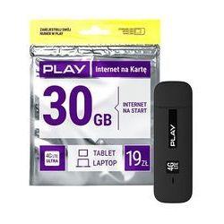 Starter  internet na kartę 19pln 30gb multi + huaweii e3131 wyprodukowany przez Play