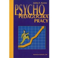 Psychopedagogika pracy, książka z kategorii Czasopisma