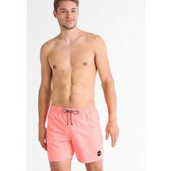 O'Neill POPUP Szorty kąpielowe neon tangerine pink, materiał poliester, czerwony
