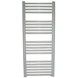 Grzejnik łazienkowy wetherby wykończenie proste, 400x1200, biały/ral - marki Thomson heating