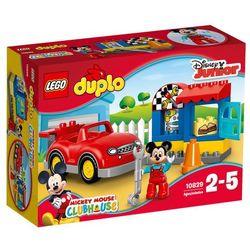 Lego Duplo WARSZTAT MYSZKI MICKEY (Mickey's Workshop) 10829, klocki do zabawy