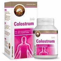 Colostrum (Siara) standaryzowane 210mg 60 kaps. (artykuł z kategorii Witaminy i minerały)