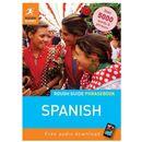Hiszpania rozmówki Rough Guide Spanish Phrasebook